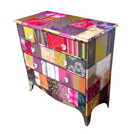 porter chest of drawers patchwork chest of drawers by bryonie porter