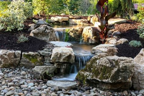 Aquascape Pondless Waterfall Pondless Waterfall Design Ideas Unique Garden Water Features