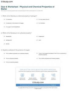 chemical and physical properties worksheet abitlikethis