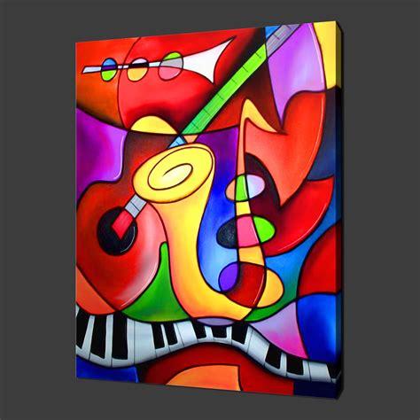 design art uk abstract painting premium canvas print wall art modern