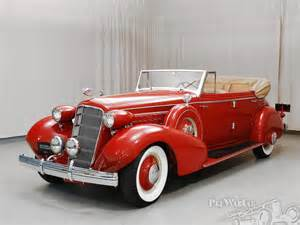 1935 Cadillac For Sale Sold Or No Longer On The Market Prewarcar