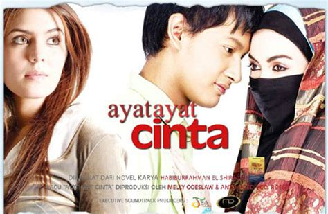 ayat ayat cinta 2008 the extraordinary class ayat ayat cinta movie review