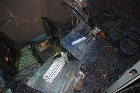 cobertizo contra incendio un detenido en villabalter tras destapar un incendio en su