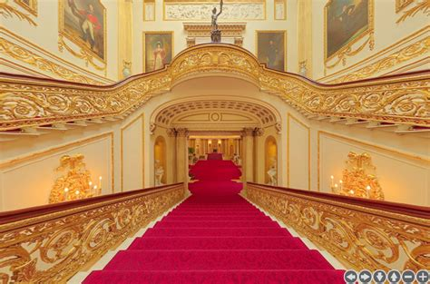 Floor Plan Wedding Reception by A Royal Reception Buckingham Palace