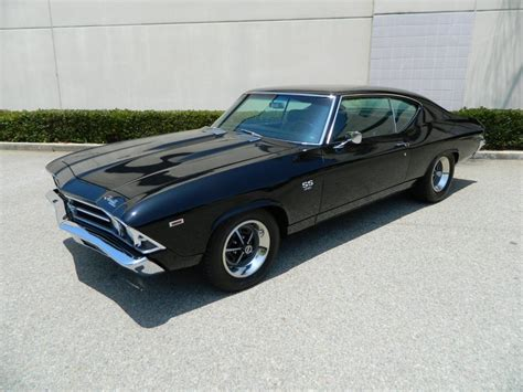 for sale 1969 chevrolet chevelle ss for sale