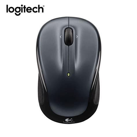 Mouse Wireless Logitech M325 With Unifiying Receiver logitech m325 wireless mouse gaming top pc gamer genuine optical 1000dpi tracking unifying