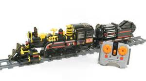 back to the future iii s time traveling train lego set