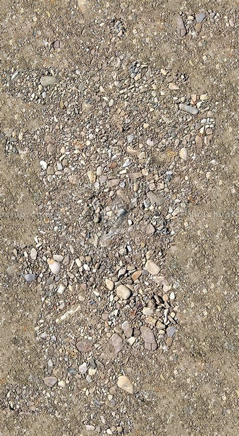 dirt road  stones texture seamless