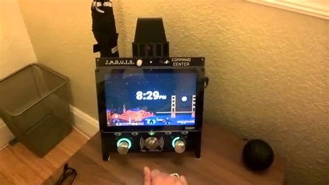 j a r v i s home automation update 1