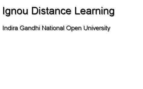 Indira Gandhi National Open Mba Distance Education by Animal Library Indira Gandhi National Open