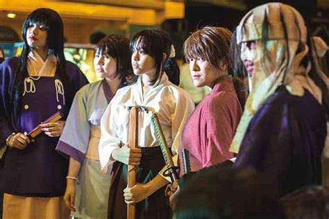film petualangan jepang film baru samurai x 4 bakal segera keluar guebanget com