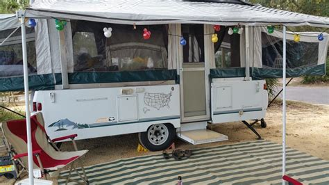 coleman pop up awning coleman pop up cer awning screen room rvs for sale