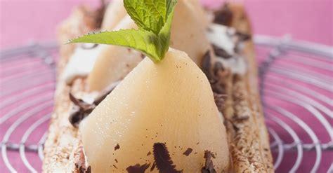 birnen schoko kuchen rezept eat smarter