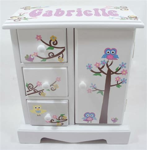 little girl jewelry armoire 25 best ideas about kids jewelry box on pinterest craft