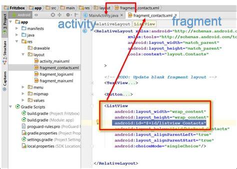 Layout Alignparentstart | android studio listview fehlermeldung expected resource
