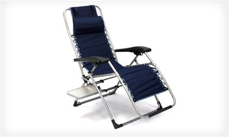 59 for an anti gravity lounge chair groupon