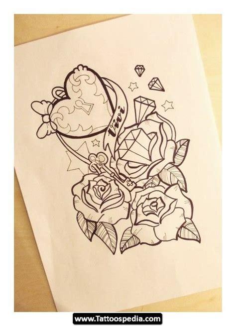 pattern tattoo girly girly 20rose 20tattoos 19 girly rose tattoos 19 tattoo