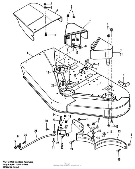 simplicity parts diagram simplicity 1691501 613h 12 5hp hydro and 42 quot mower deck