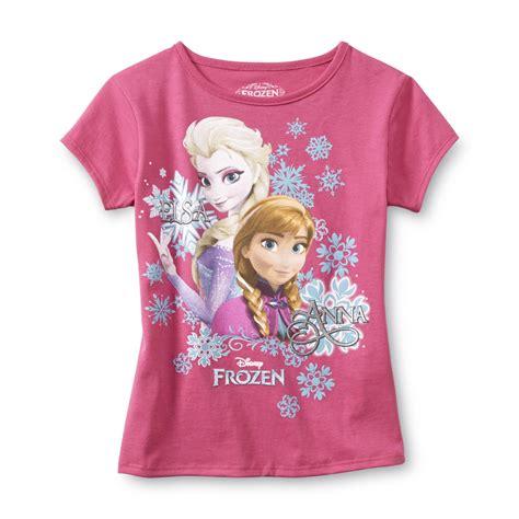 T Shirt Frozen disney frozen s graphic t shirt elsa