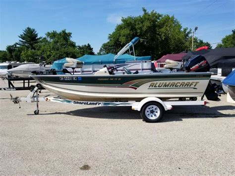 used yamaha boats for sale in wisconsin alumacraft boats for sale in wisconsin boatinho