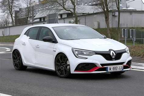 2019 Renault Megane Rs by New 2019 Renault Megane R S Trophy R Spied Testing Auto