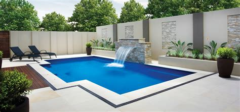 Backyard Leisure Pools The Elegance Swimming Pool Leisure Pools