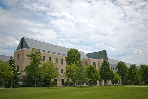 Notre Dame Mba Program Ranking by Of Notre Dame Mendoza College Of Business
