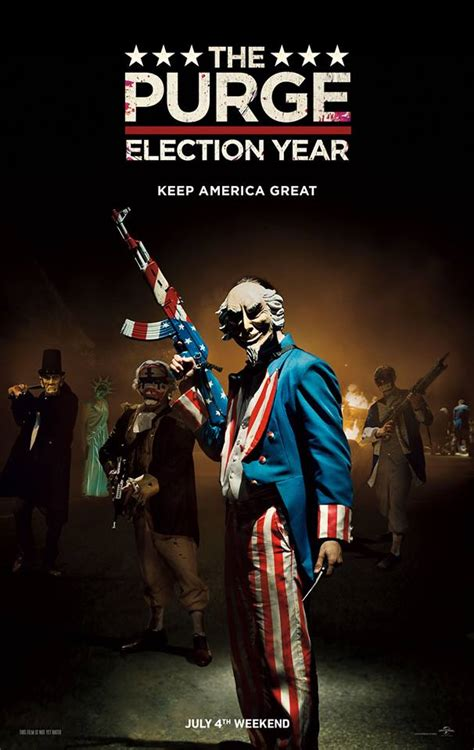 the purge 3 trailer reveals frank grillo facing horror watch new trailer for the purge 3 cosmic book news