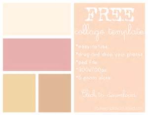 free photoshop templates 18 free photo collage templates images free printable