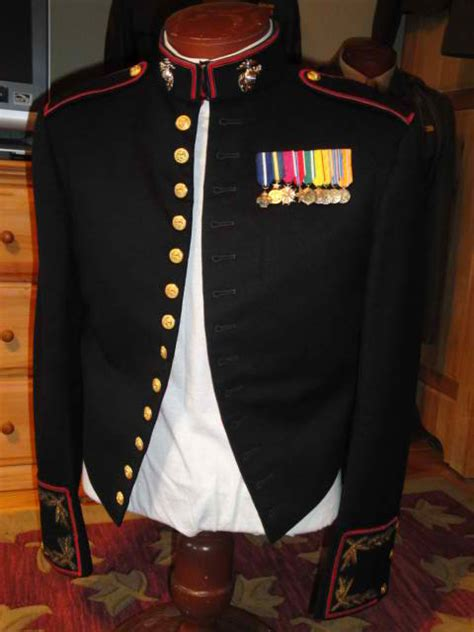 placement of medals on army dress mess uniform general cushman mess dress uniform medals decorations