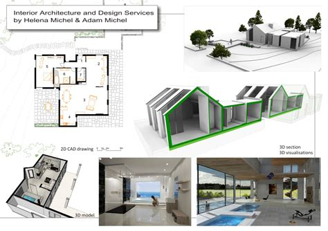 residential ink home design drafting presentation ideas barepage