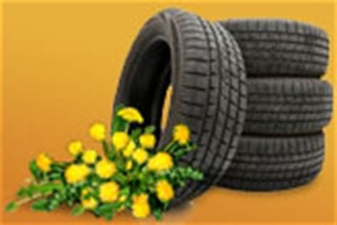 Tires From Dandelions By American Cars American