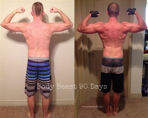 body beast bench does body beast work scottie hobbs 90 day results