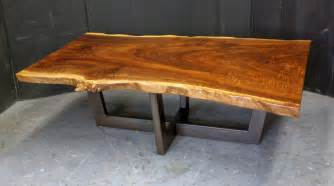 Live Edge Coffee Table Dorset Custom Furniture A Woodworkers Photo Journal A Live Edge Coffee Table