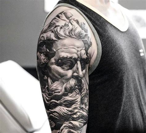 rome tattoos designs 60 statue designs for ink ideas