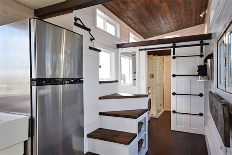 tiny home kitchen design custom built small homes tiny house home modern house on