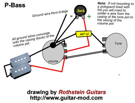 about rbx 250 p wiring talkbass