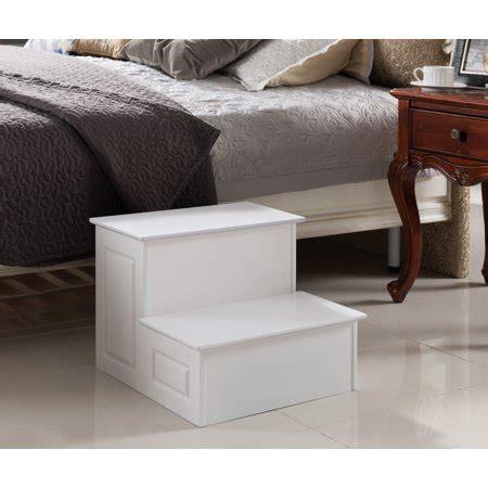Cherry Wood Step Stool Bedroom by Pilaster Designs Large Wood Bedroom Step Stool White