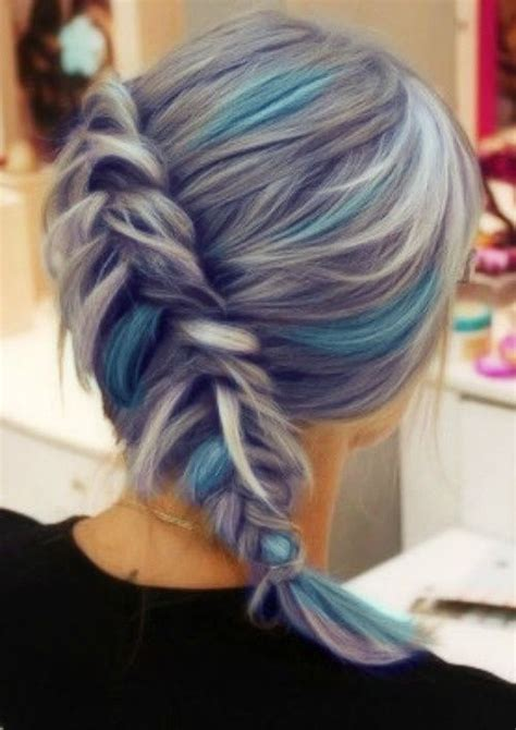 silver blue hair on pinterest lemon hair highlights 17 best images about curly gray hair on pinterest