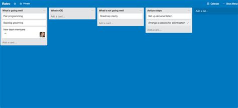 Trello Templates by Trello Board Templates Images Professional Report