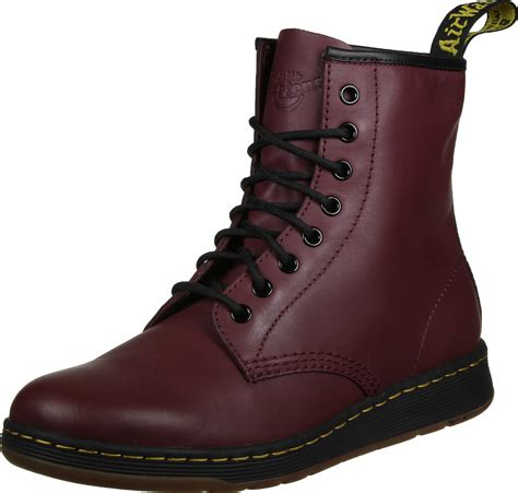 Dr Martens Maroon dr martens newton boots maroon