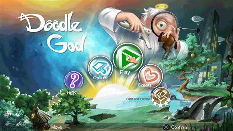 doodle god ufo shooter doodle god bundle on ps4 official
