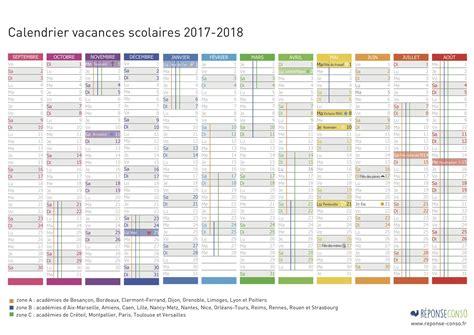 Imprimer Calendrier Imprimez Votre Calendrier Des Vacances Scolaires 2017 2018
