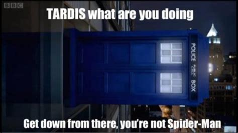 Tardis Meme - tardis stahp doctor who know your meme