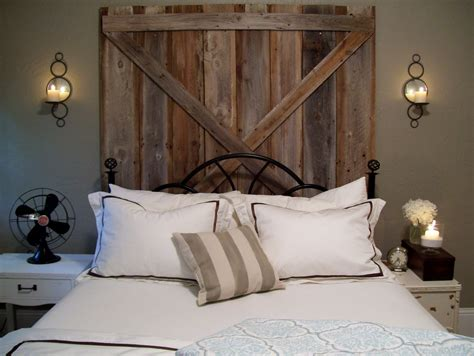 Diy Rustic Headboard Ideas by Bedroom Diy S Ten Diy Headboards Potentially Beautiful