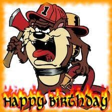 Firefighter Birthday Cards Firefighters Birthday Cards More On Pinterest 37 Pins