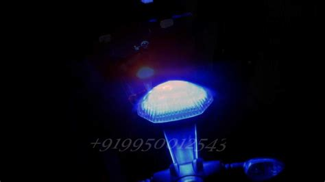 Lu Led Yamaha R15 yamaha r15 version 2 0 modified led blue light m