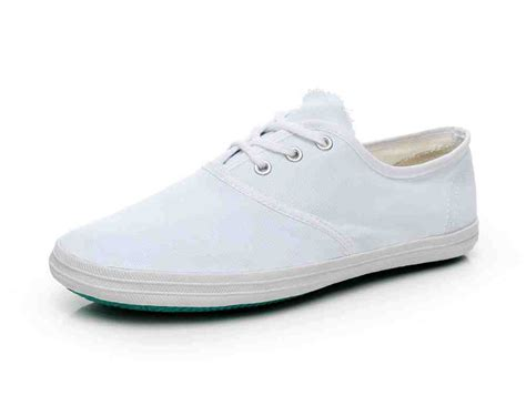 womens white canvas tennis shoes sport equipment
