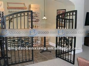 home interior iron gates for safety of your black luxury homes insight into the bill gates house room