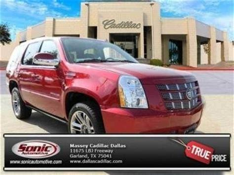 dallas cadillac garland road 28 best images about car cadillac escalade on